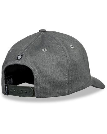 8 Wild Snapback Hat Black MAHT3EWI Element