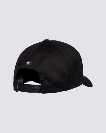 2 Wild Snapback Hat Black MAHT3EWI Element