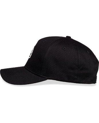 4 Wild Snapback Hat Black MAHT3EWI Element