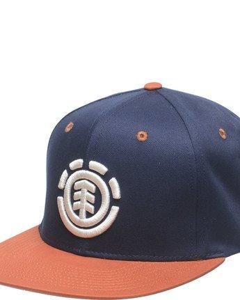 1 Knutsen Cap A Blue MAHTJKNA Element