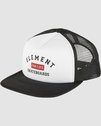 2 Rift Trucker Hat  MAHTNERI Element