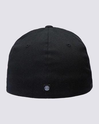 1 United Curved Patch Hat Blue MAHTSEUC Element
