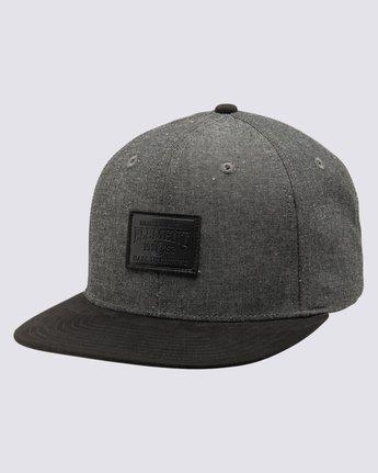 0 Collective Snapback Hat Black MAHTVECO Element