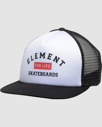 1 Rift II Trucker Cap Black MAHTVERT Element