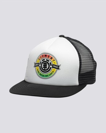 RIFT II TRUCKER CAP  MAHTVERT