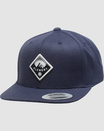 1 Trekker Cap Blue MAHTVETR Element