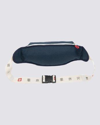 2 Tokyo Bum Bag Blue MAMC1ETF Element