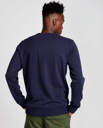 2 Cornell French Terry - Fleece for Men Black N1CRA1ELP9 Element