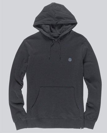 3 Cornell Ft Ho - Fleece for Men Black N1HOA1ELP9 Element