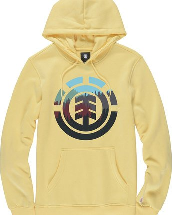 4 Glimpse Icon Ho - Fleece for Men Yellow N1HOA7ELP9 Element
