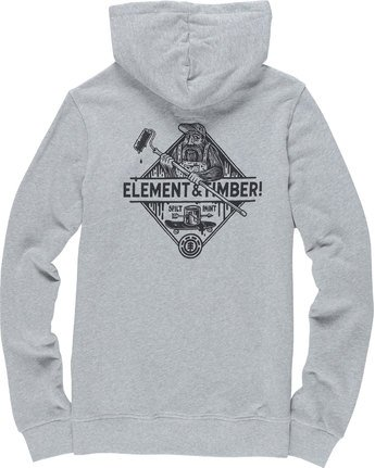 7 Rolling Ho - Fleece for Men Grey N1HOB6ELP9 Element