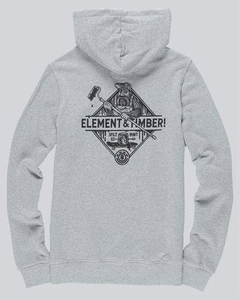 5 Rolling Ho - Fleece for Men Grey N1HOB6ELP9 Element