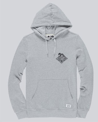 4 Rolling Ho - Fleece for Men Grey N1HOB6ELP9 Element