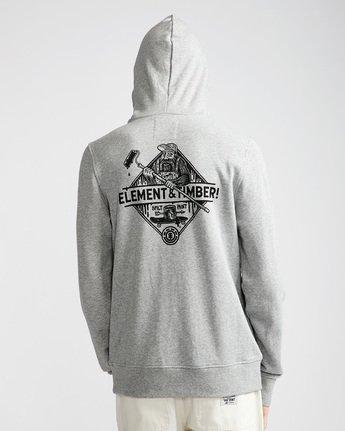2 Rolling Ho - Fleece for Men Grey N1HOB6ELP9 Element