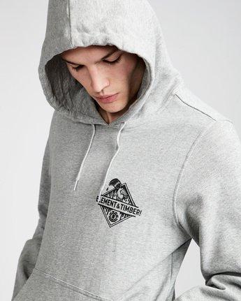 1 Rolling Ho - Fleece for Men Grey N1HOB6ELP9 Element