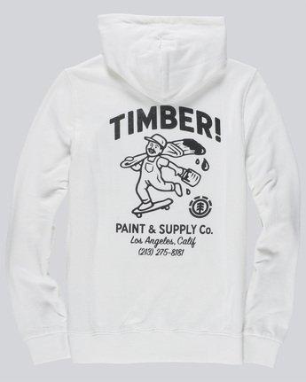 5 Supply Co Ho - Fleece for Men White N1HOB8ELP9 Element