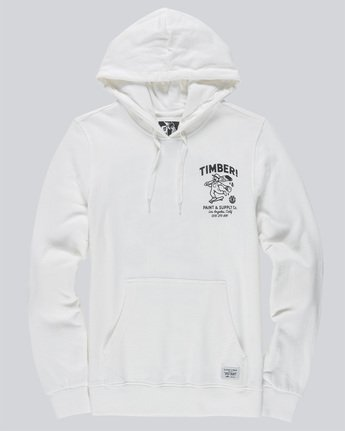 4 Supply Co Ho - Fleece for Men White N1HOB8ELP9 Element