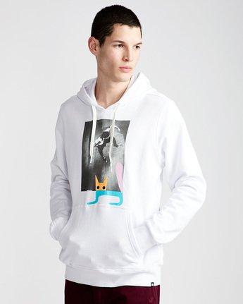 Jaakko Cat Po Hood - Fleece for Men  N1HOC1ELP9