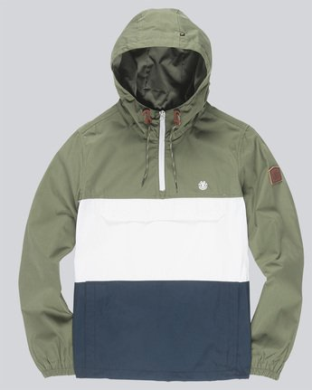 3 Covert - Jacket for Men Brown N1JKA1ELP9 Element