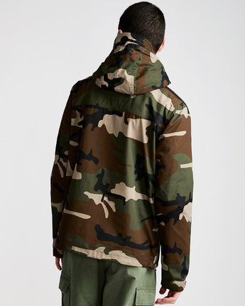2 Barrow Light - Jacket for Men Camo N1JKA2ELP9 Element