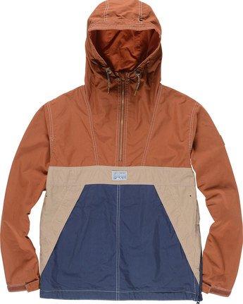 4 Scout Jkt - Jacket for Men Orange N1JKA8ELP9 Element