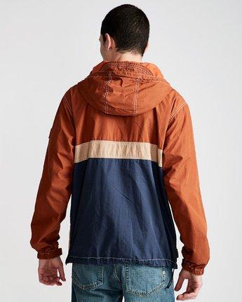 2 Scout Jkt - Jacket for Men Orange N1JKA8ELP9 Element