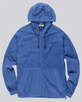 3 Yawyd Shadow Jacket - vestes pour Homme Bleu N1JKB4ELP9 Element