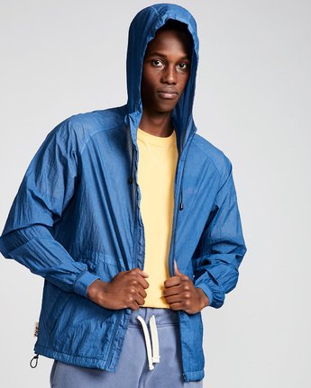 1 Yawyd Shadow Jacket - vestes pour Homme Bleu N1JKB4ELP9 Element