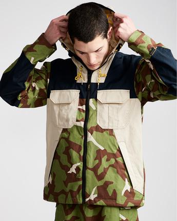 1 Griffin Alder Camp - Jacket for Men Camo N1JKB7ELP9 Element
