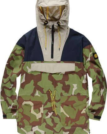 4 Griffin Smock - Jacket for Men Camo N1JKB9ELP9 Element