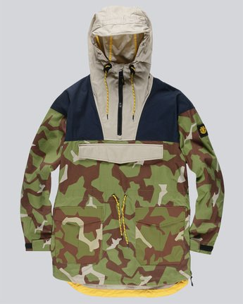 3 Griffin Smock - Jacket for Men Camo N1JKB9ELP9 Element