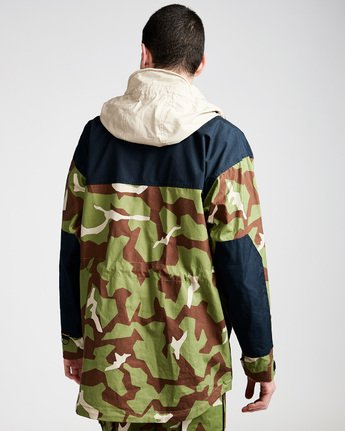 2 Griffin Smock - Jacket for Men Camo N1JKB9ELP9 Element