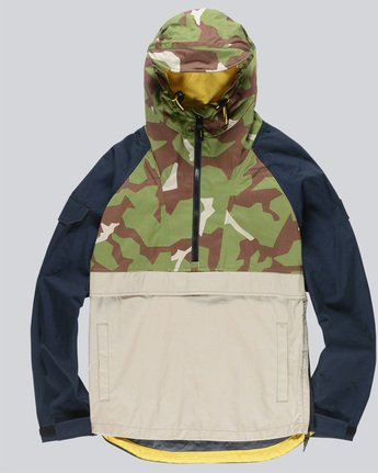 Griffin Anorak - Jacket for Men  N1JKC3ELP9