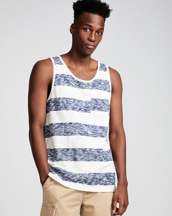 0 Miami Vice Tank - Knit for Men Black N1KTA3ELP9 Element