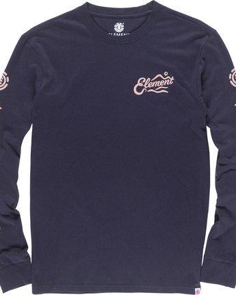 4 Valley Ls - Tee Shirt for Men  N1LSA3ELP9 Element