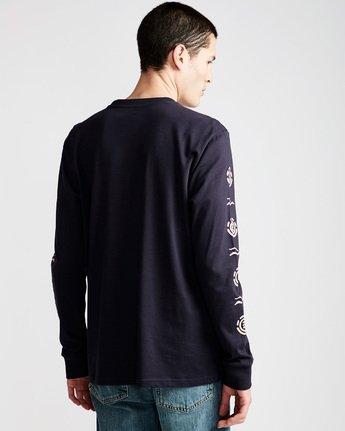 2 Valley Ls - Tee Shirt for Men  N1LSA3ELP9 Element