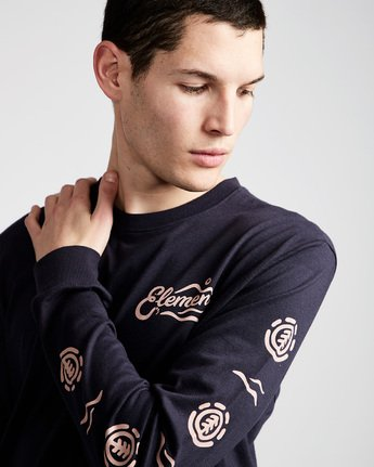 1 Valley Ls - Tee Shirt for Men  N1LSA3ELP9 Element