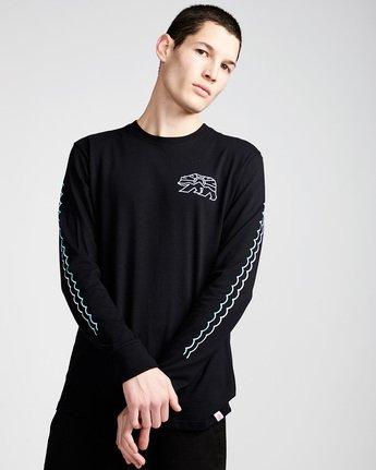 0 Roam Ls - Tee Shirt for Men  N1LSA5ELP9 Element