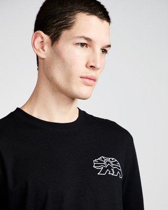 1 Roam Ls - Tee Shirt for Men  N1LSA5ELP9 Element