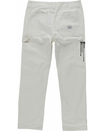 3 Timber Staff Pant - trousers for Men White N1PTA4ELP9 Element