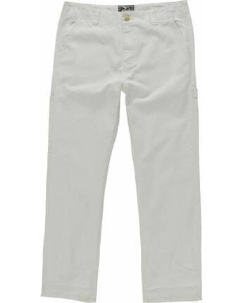 2 Timber Staff Pant - trousers for Men White N1PTA4ELP9 Element