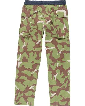 4 Griffin Pant - trousers for Men Camo N1PTA5ELP9 Element