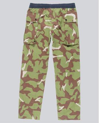 2 Griffin Pant - trousers for Men Camo N1PTA5ELP9 Element
