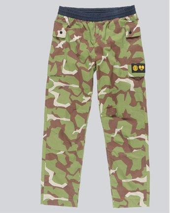 1 Griffin Pant - trousers for Men Camo N1PTA5ELP9 Element