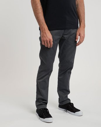 1 Howland Classic - Chinos Grey N1PTA7ELP9 Element