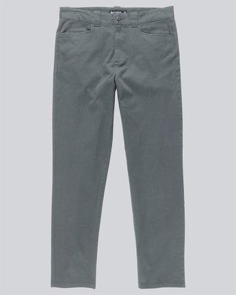 4 Sawyer - Trousers Grey N1PTA8ELP9 Element