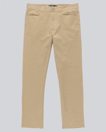 Sawyer - Trousers  N1PTA8ELP9