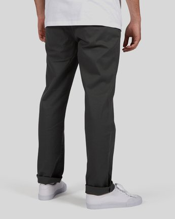 3 Sawyer - Trousers Grey N1PTA8ELP9 Element