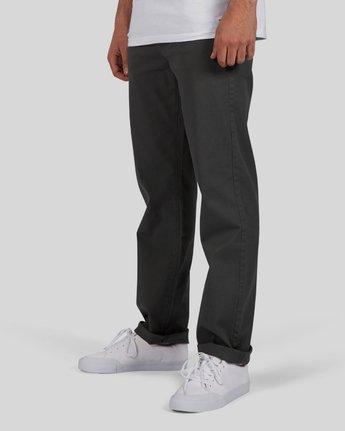 1 Sawyer - Trousers Grey N1PTA8ELP9 Element
