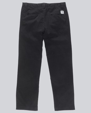 5 Matthews Chino - trousers for Men Black N1PTA9ELP9 Element